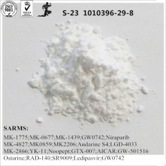 SARMS Raw Powders S-23 CAS:1010396-29-8 Increase Muscle