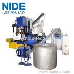 Automatic armature die casting machine (70T)