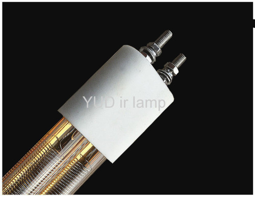 China supplier twin tube 2200mm length medium wave infrared lamp customized