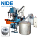 Automatic four working station armature aluminum rotor die casting machine