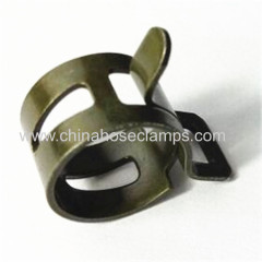 4mm spring action hose clamps