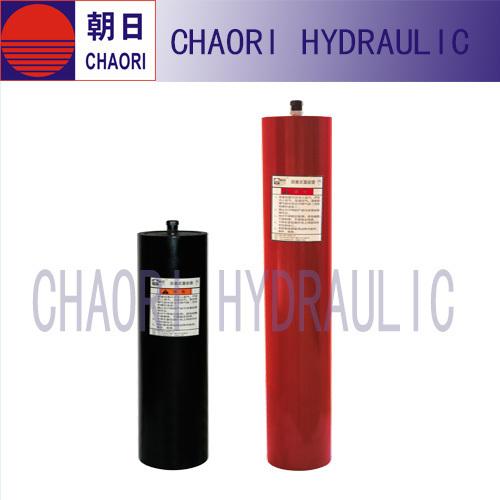 Piston accumulator high quality seal and design