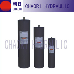 hydraulic carbon steel piston accumulator