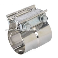 Stainless Steel Lap Joint Exhaust Band Clamp