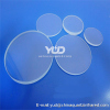 YUD specialized production High quality optical quartz plate with cut corner
