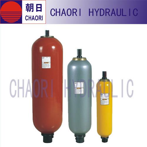 hydraulic bladder accumulator(hydraulic accumulator)