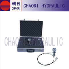 high quality box type nitrogen charging tool