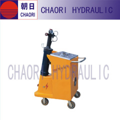 high quality gas charging trolley