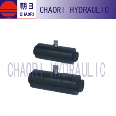 Hydraulic pipeline accumulator manufacture