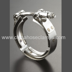 T Bolt V Band Hose Clamp