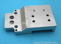 Aluminium automatic manipulator plate parts