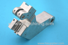 Aluminium hosiery machine parts