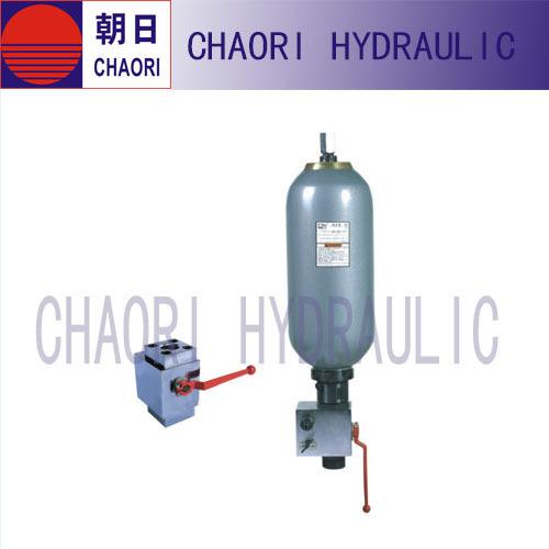 professional safety valve set for accumulator