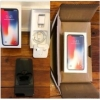 Apple iPhone X Fully Unlocked 5.8 256 GB Space Gray NEW-SEALED