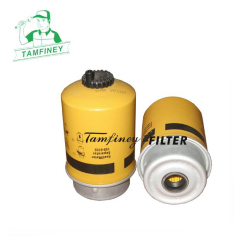 Good quality fuel water separator filter with drain 159-6102 138-3098 100-5374 100-5593 1005374 1383098 1005593 1596102