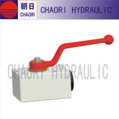 high quality plate valve