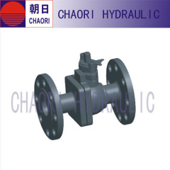 Q41F ball valve of low medum prssure