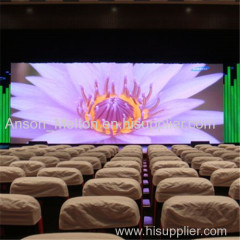 Indoor fixed led advertising display led moudle screen