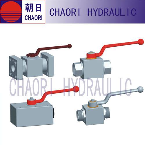 thread tyupe ball valve