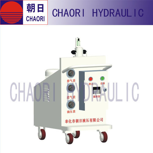 gas charging vehicle manufacturer