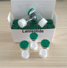White to off-white Lanreotide CAS:108736-35-2 Medical Use Peptides