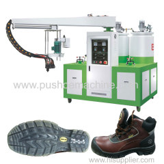 PU Shoe Sole Injection Machine for safety shoes