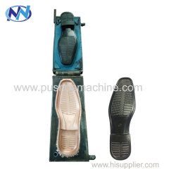 pu shoe sole Copper mould for making shoes