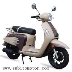 50cc 4T Euro 4 scooters EEC Motor Scooter GAS