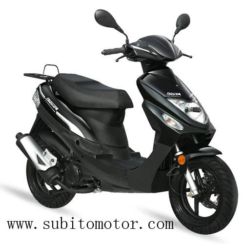 50CC scooter gas EEC motorcycle Moped scooters Euro moto