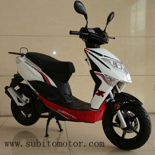 50CC gas EEC scooters motorcycle Euro4 moto