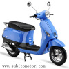 Classic Scooter 50cc EEC 125cc 4stroke 4t Popular GAS Scooters Euro