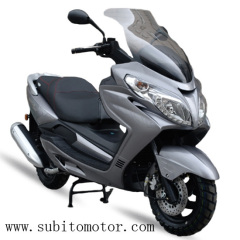 125CC gas scooter ECC Moped scooters 4T motorcycle Euro 4 moto