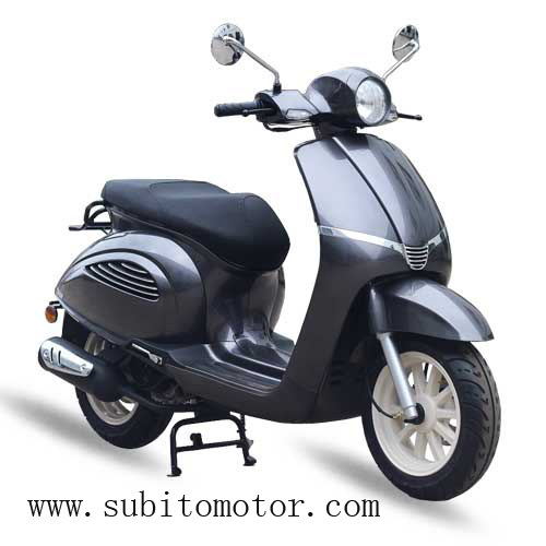 Subito scooter 125cc 4t Liquid Cooled Gas EEC Scooters Euro bike 50CC