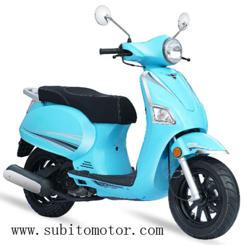 125CC gas ECC scooters 4T Moped scooter Euro4 motos