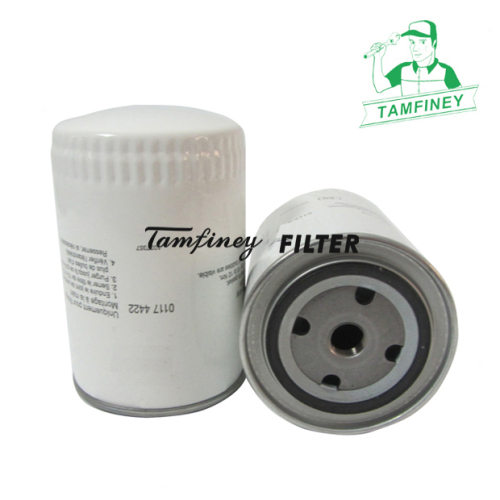 Filtro de aceite for Deutz WK940/19 01181245 01174422 01181917 01174423 01180815 01174430 01174419 FF5709