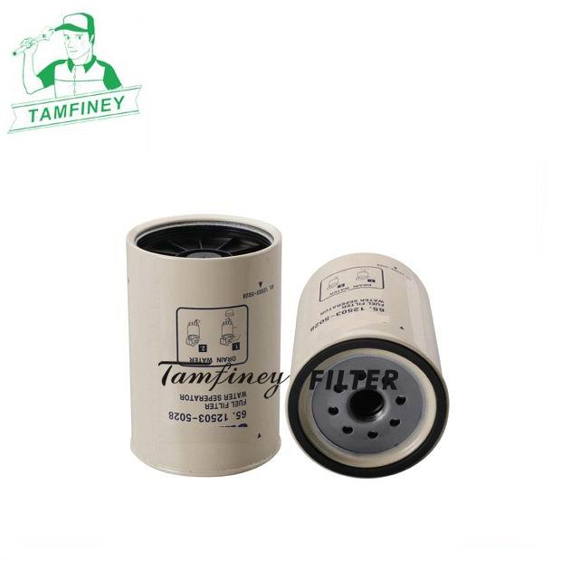 Doosan fuel filter 65.12503-5028 65.12503-5101 31945-87000 65125035028  65125035101 from China manufacturer - Wenzhou Tamfiney Filter Co.,Ltd.Wenzhou Tamfiney Filter Co.,Ltd.