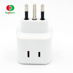 Multi USA AUS UK to Italy Travel Adapter AC Power Plug