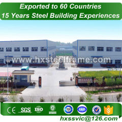 built up steel formed fabricated steel buildings fashionable sell well in Oman