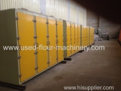 BUHLERMPAH 8x24 plansifters for flour mill plant