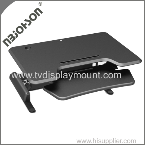 Dual Monitors LED TV Table Mount
