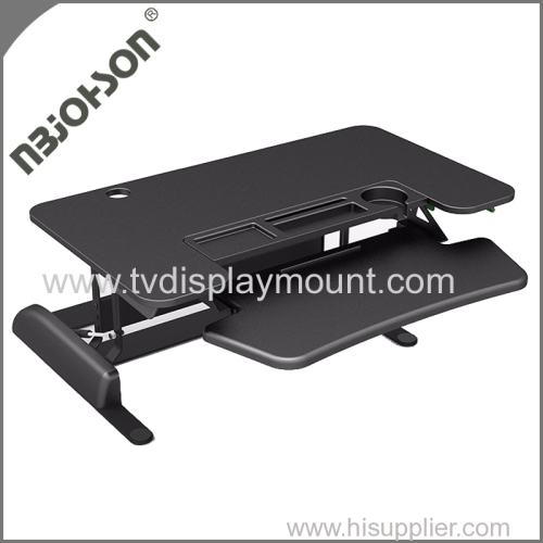 LCD Monitor Desktop Mount for three monitors