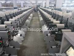 cone to muff winding machine