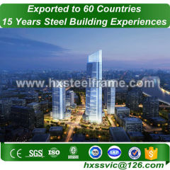 prefabricated steel building and steel building construction at Brasilia area