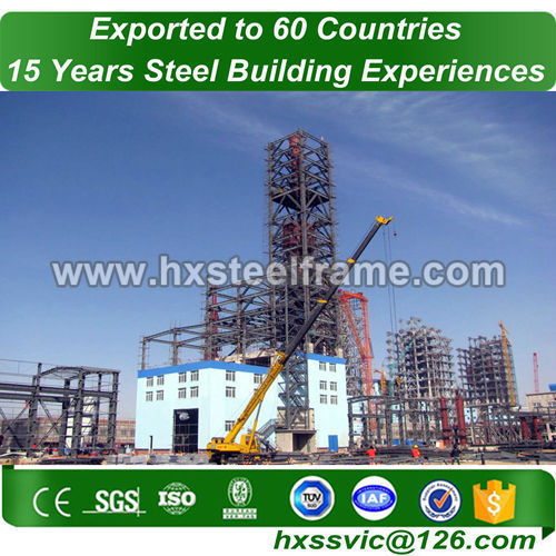 pre fab structure and construction steel frame hot sale in Mogadishu