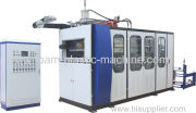 DYDB SERIES AUTOMATIC HYDRAULIC THERMOFORMING MACHINE