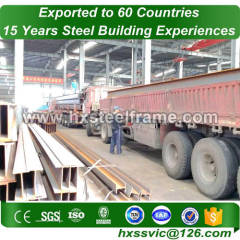 metal building workshop and structral steel workshop fireproof export to Rome