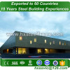 steel pipe structures formed 50x30 steel building CE approved for Kabul client