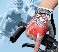 MTB bike bicycle MOKE half finger gloves