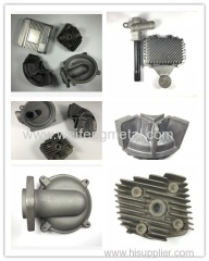 Aluminium die casting for ship equipment with high quality