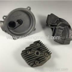 Aluminum die casting parts for Medical device